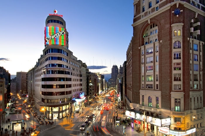 Venta Edificio Madrid Centro Gran Via