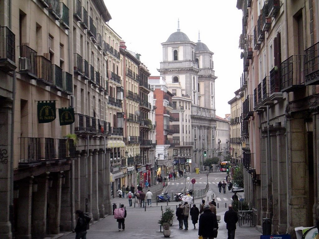 Local Rentabilidad Calle Toledo Madrid